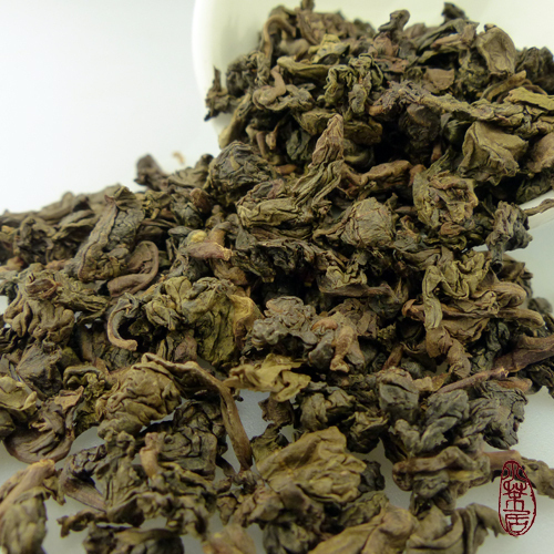 Premium Roasted Anxi Oolong