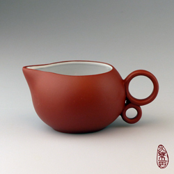 "Clay Pitcher ""Red"""