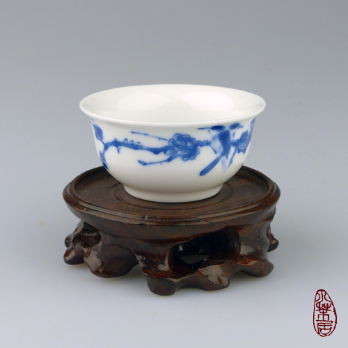 "Series ""Full Moon"" - Teacup"