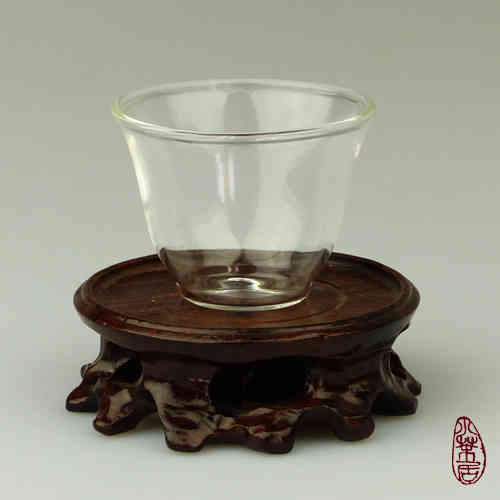 Glass Teacup B