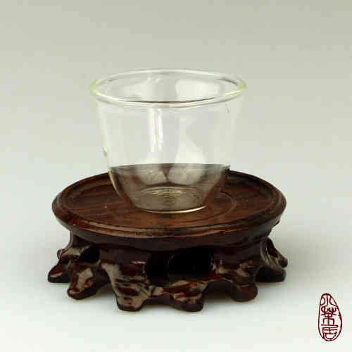Glass Teacup C