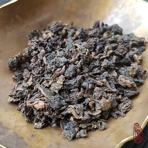 Anxi Tieguanyin (medium) roasted